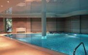 Cosmopolitan Hotel & Wellness - Swimming pool