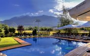 Kempinski Grand Arena - Pirin mountain view & Outdoor swimming pool